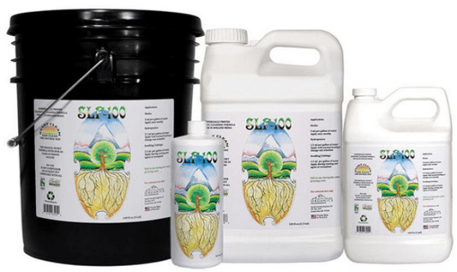 SLF-100 Hydroponic Enzyme Cleaner