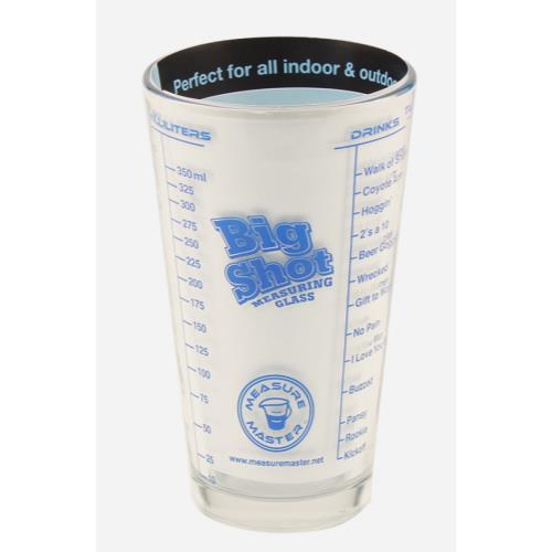 Measure Master Pint Glass