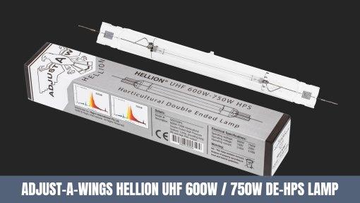 Hellion 630W DE-CMH