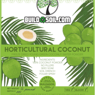 BuildASoil Horticultural Coconut Powder