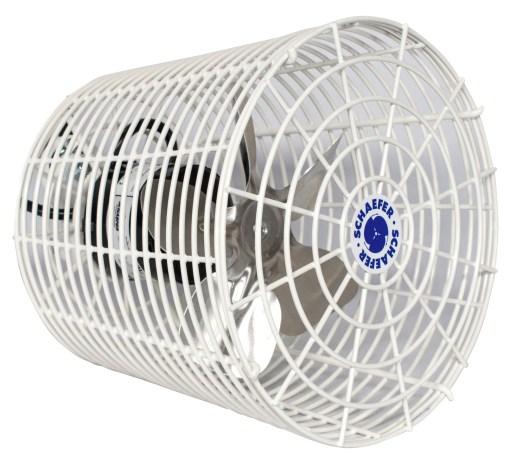 Schaefer Versa-Kool Circulation Fan – 8″