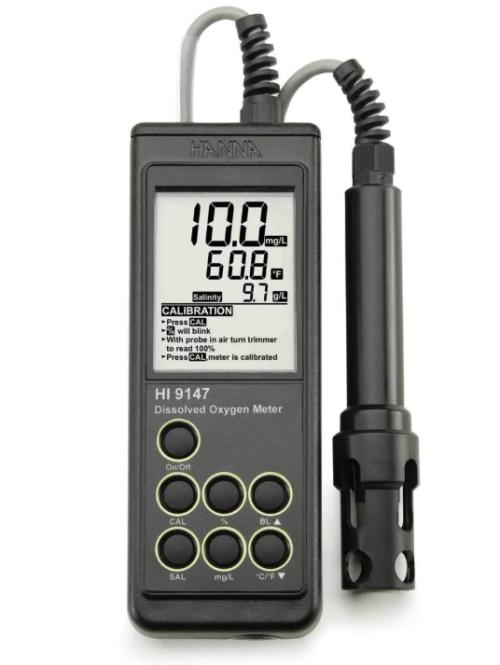 Hanna Dissolved Oxygen Meter