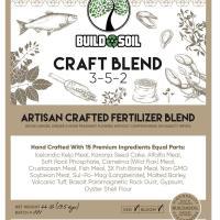 BuildASoil Craft Blend Nutrient Pack