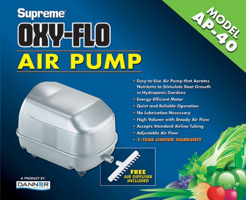 Supreme Oxy-Flo Linear Air Pump