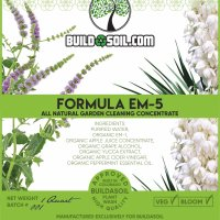 Formula EM-5 – All Natural Garden Cleaning Concentrate