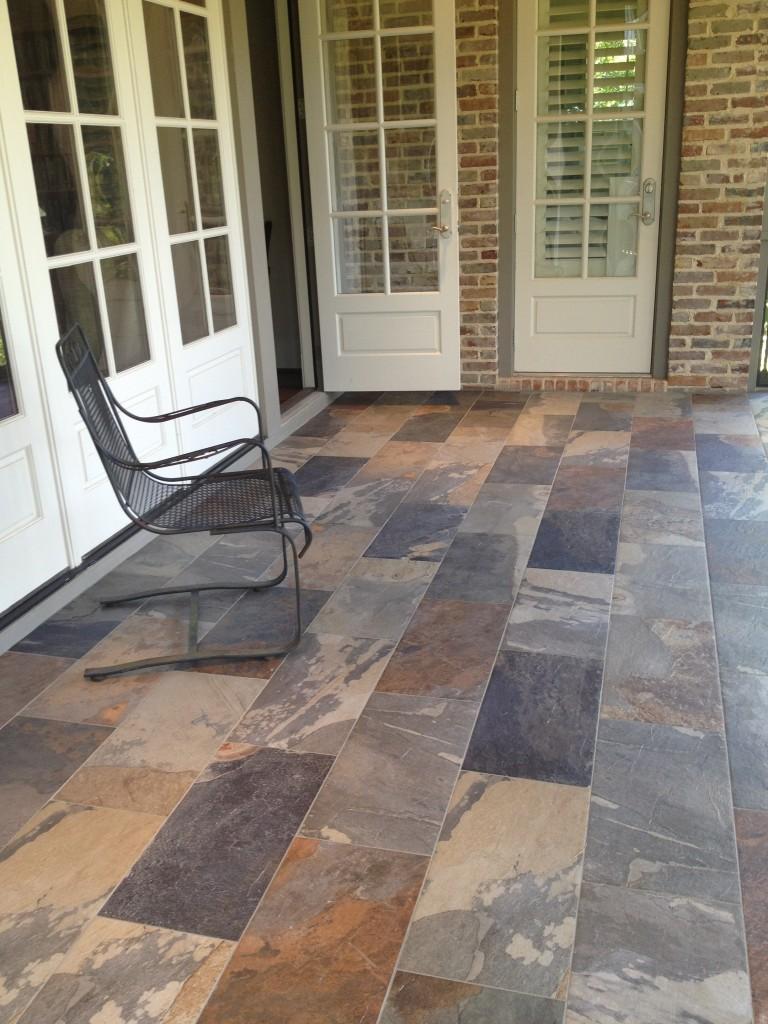 Porch Tile Flooring In Malaysia