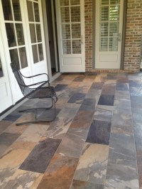 Porch Tile Flooring In Malaysia