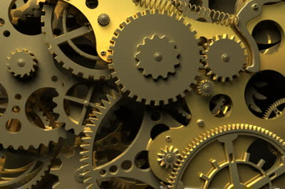 stock-footage-abstract-gold-clockwork-d-animation