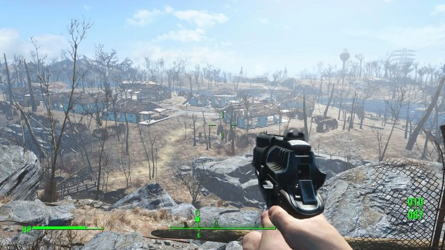 On Fallout 4 – Initial Impressions and Screenshots