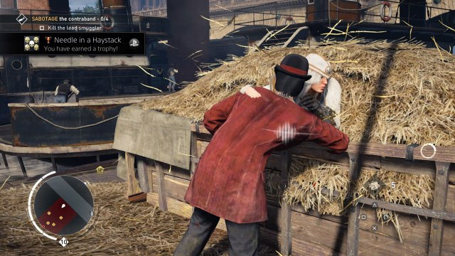 On Assassin's Creed Syndicate (in photos)