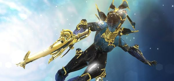 More on Warframe (Playing With Friends)
