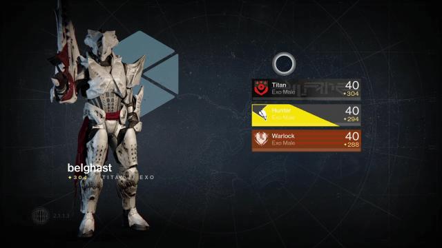 Glitchy Oryx