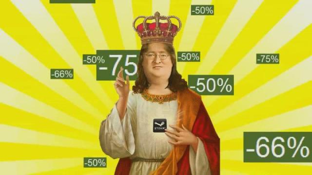MMOs and Steam Sale