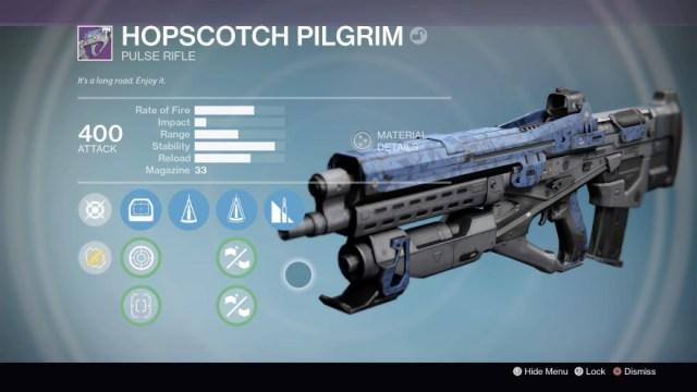 Hopscotch Pilgrim