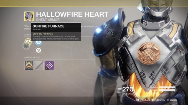 Xur Week Three: 9/29/17