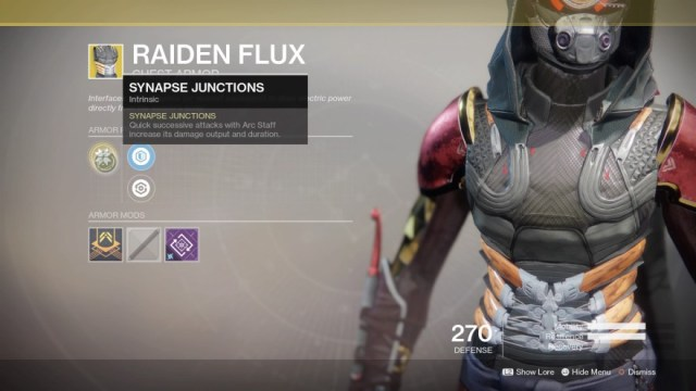 Xur Week Six: 10/20/17