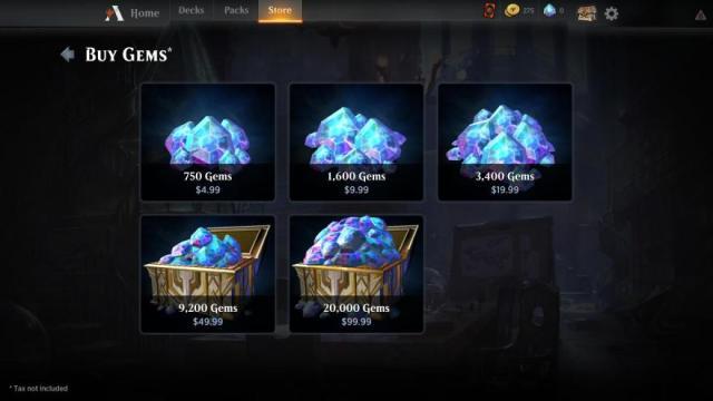MTG Arena Economy