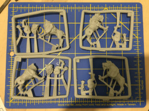 On Finely Cast Resin Miniatures