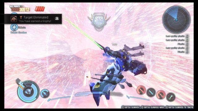 On Gundam Breaker