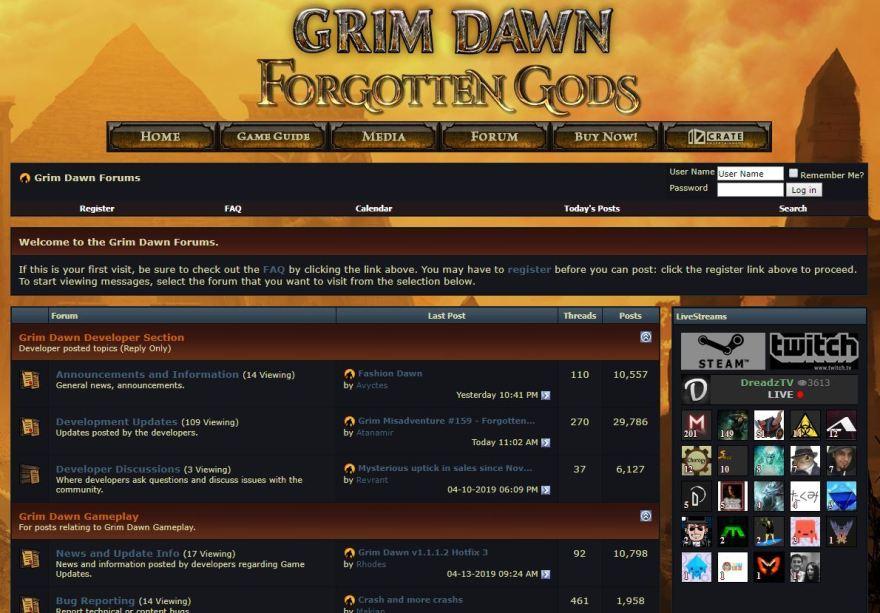 Grim Community – AggroChat
