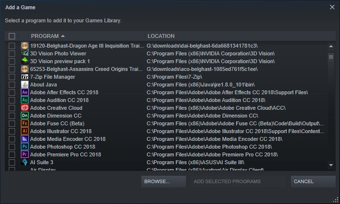 Epic Games Through Steam Launcher – AggroChat