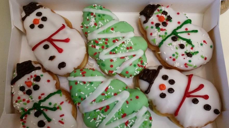 christmasdonuts
