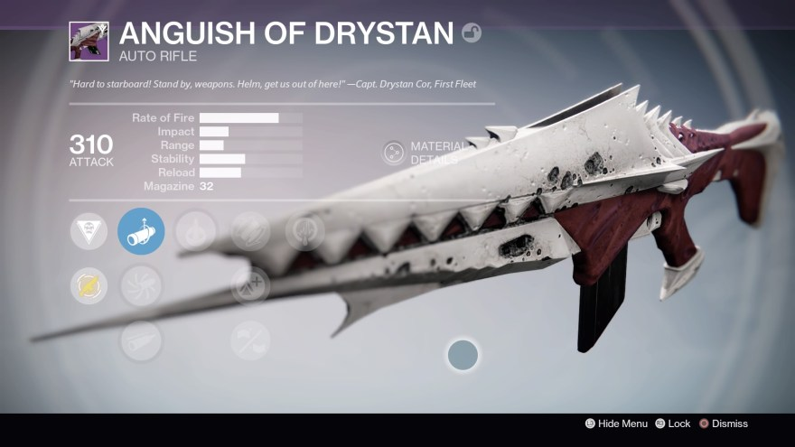 Anguish of Drystan - 310 Auto
