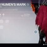 War Numen's Mark - 307 Mark