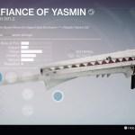 Defiance of Yasmin - 310