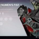 304 - War Numen's Fist