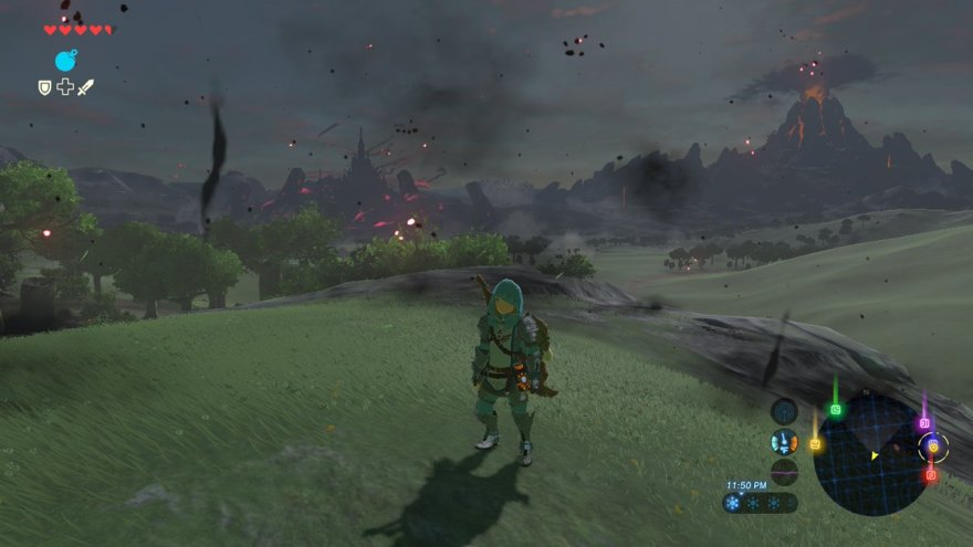 Zelda Breath of the Wild – Tales of the Aggronaut