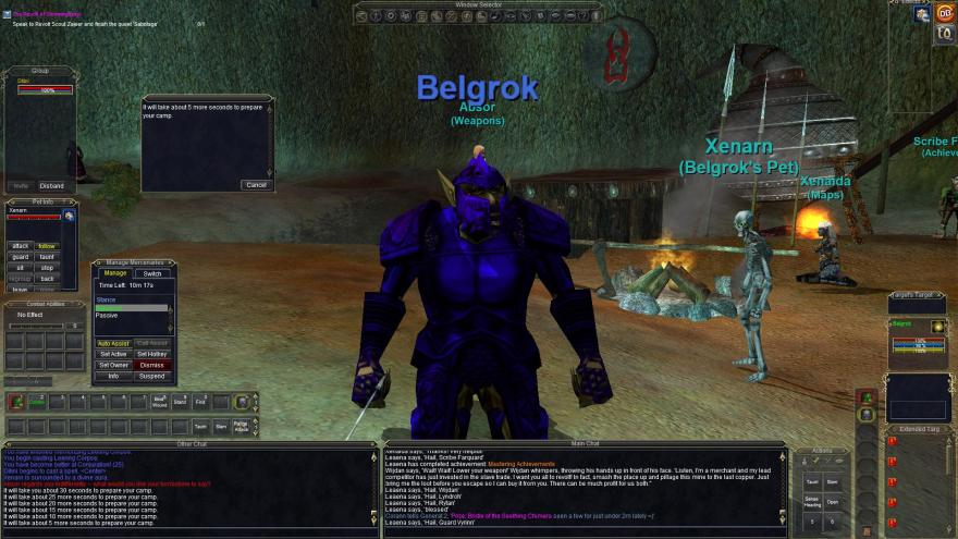 Everquest For Reasons – Tales of the Aggronaut