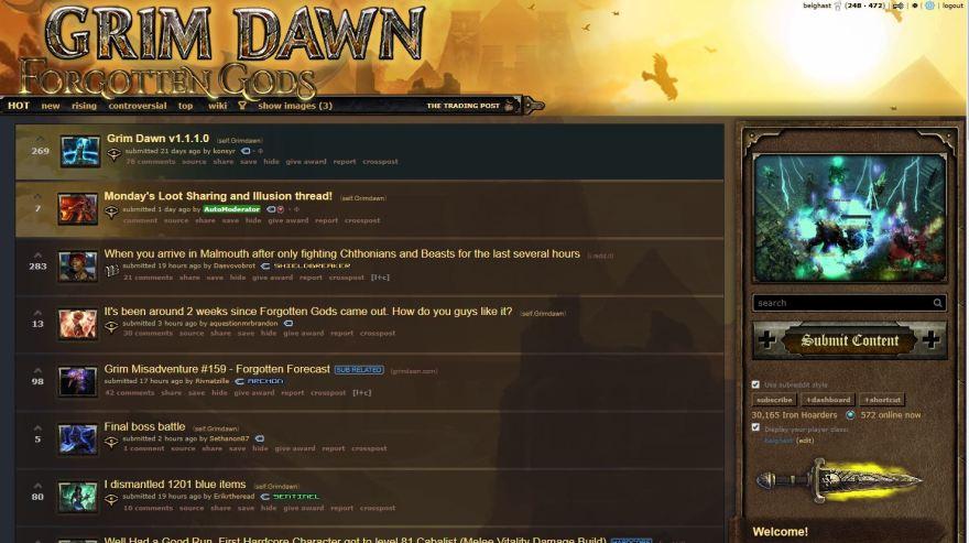 grimdawnreddit