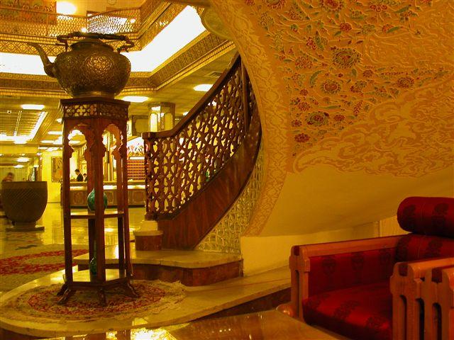 نرخ هتلهای اصفهان