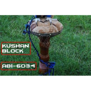 Kushan/Foam Poshing Wooden Block (ABI-6034)