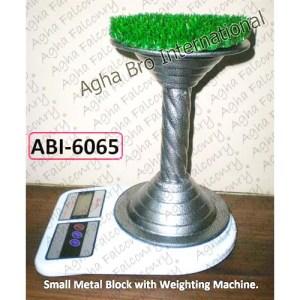 Iron Weighting Block with Machine (ABI-6065)