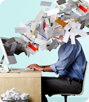 Are email, chat, and texts making things worse?