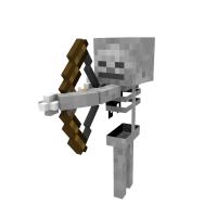 Minecraft Skeleton Minecraft Skin