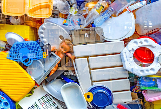 household items that can be recycled