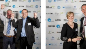 Agile Applications software users win awards at RTPI Awards