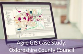 oxfordshire county council case study agile gis
