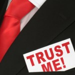 Building the trust inside the team (1/3)