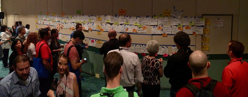 ScrumGathering Orlando 2016 Open Space Marketplace