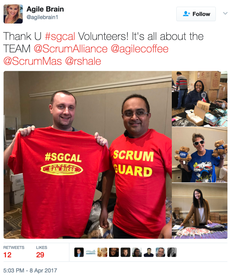 SGCAL Volunteers