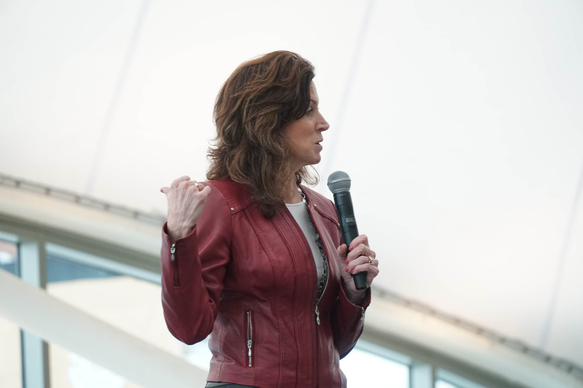 Dr. Suzette Johnson at Agile Charm