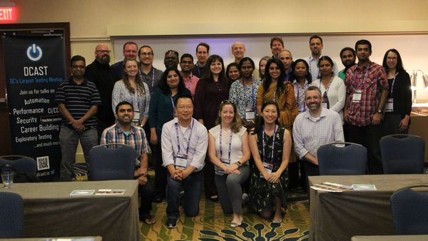 DC Agile Software Testing Group (DCAST)