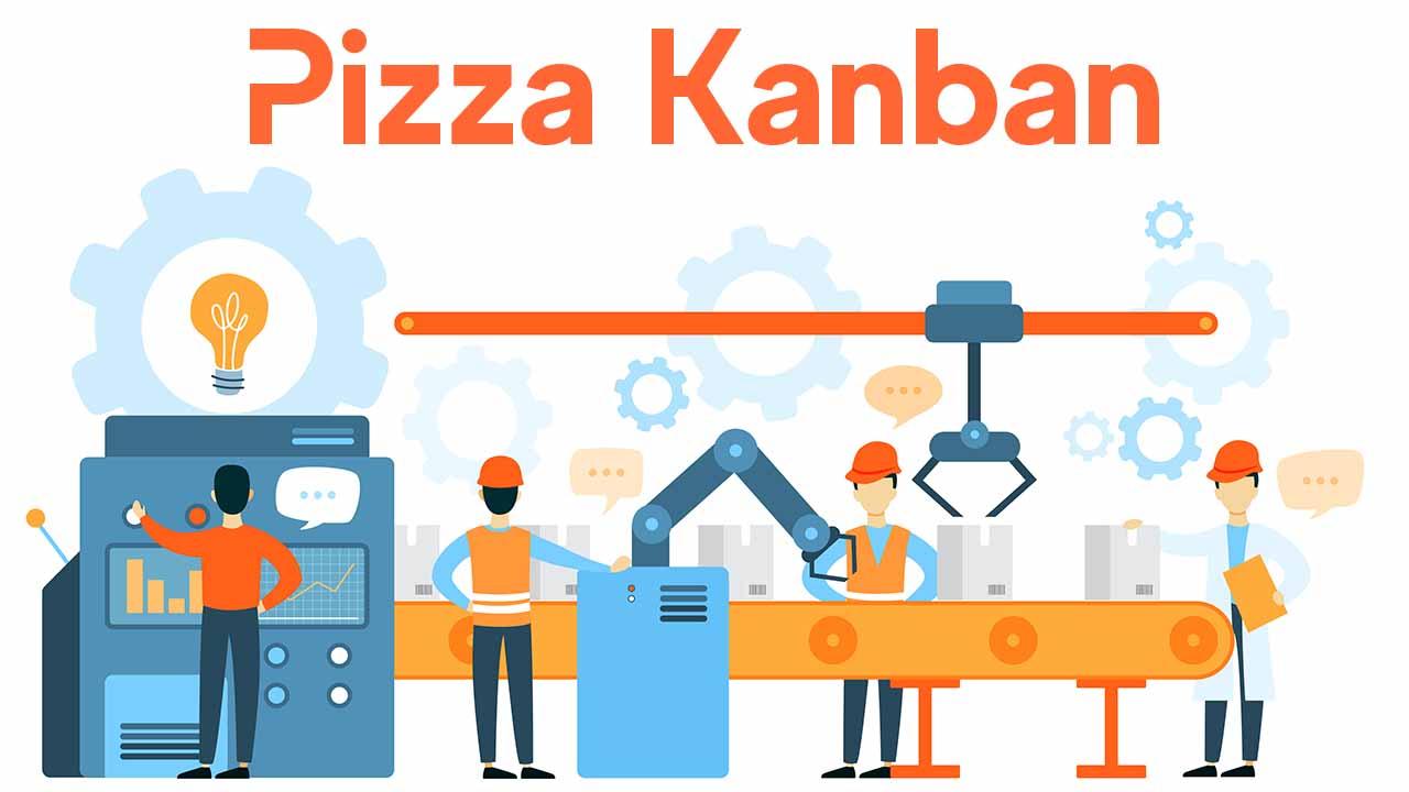 Virtual Kanban Game