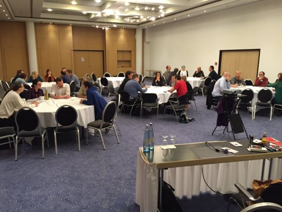 Black Stories at Agile Testing Days '15