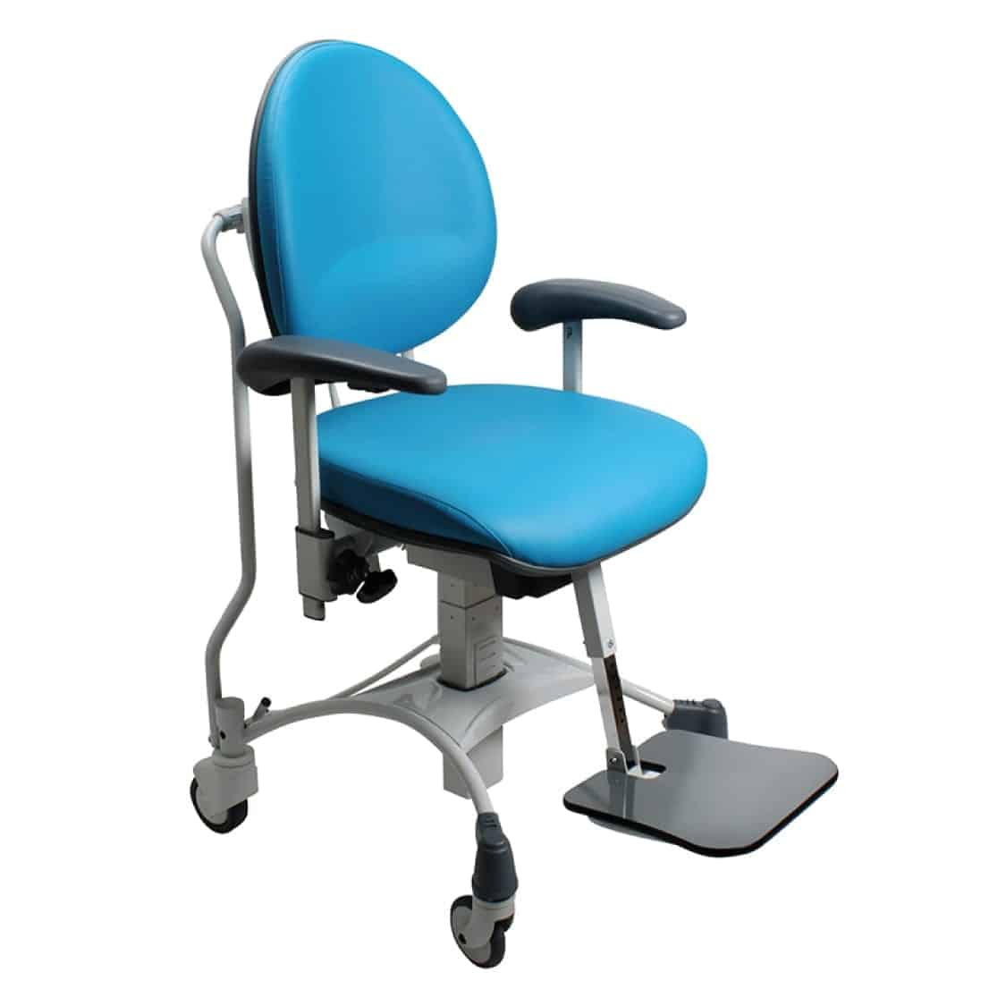 posture promoting chair peg perego prima pappa zero3 high reviews ergonomic seating agile medical