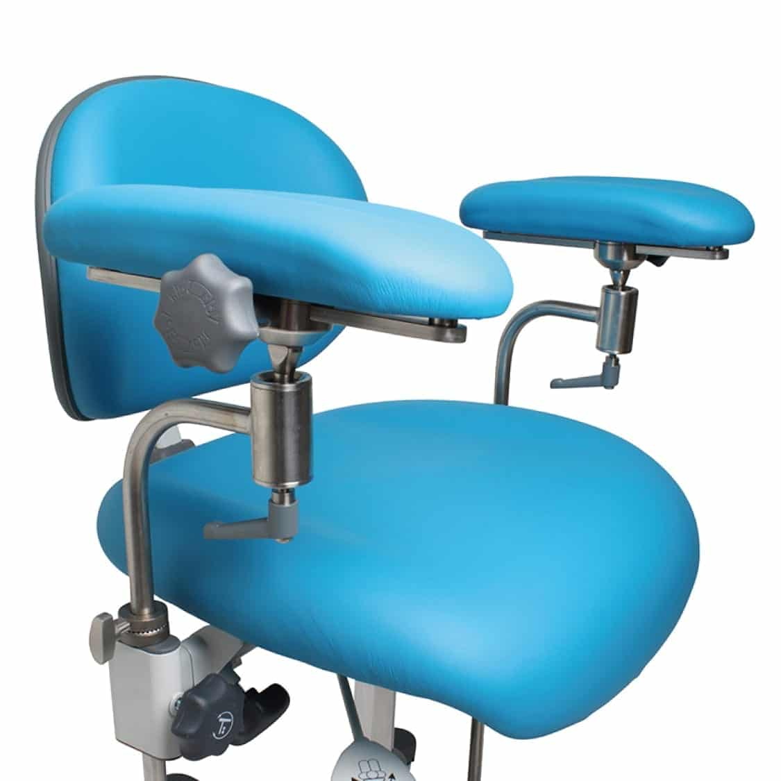 nhs posture chair wheelchair glee jive surgical armrest agile medical